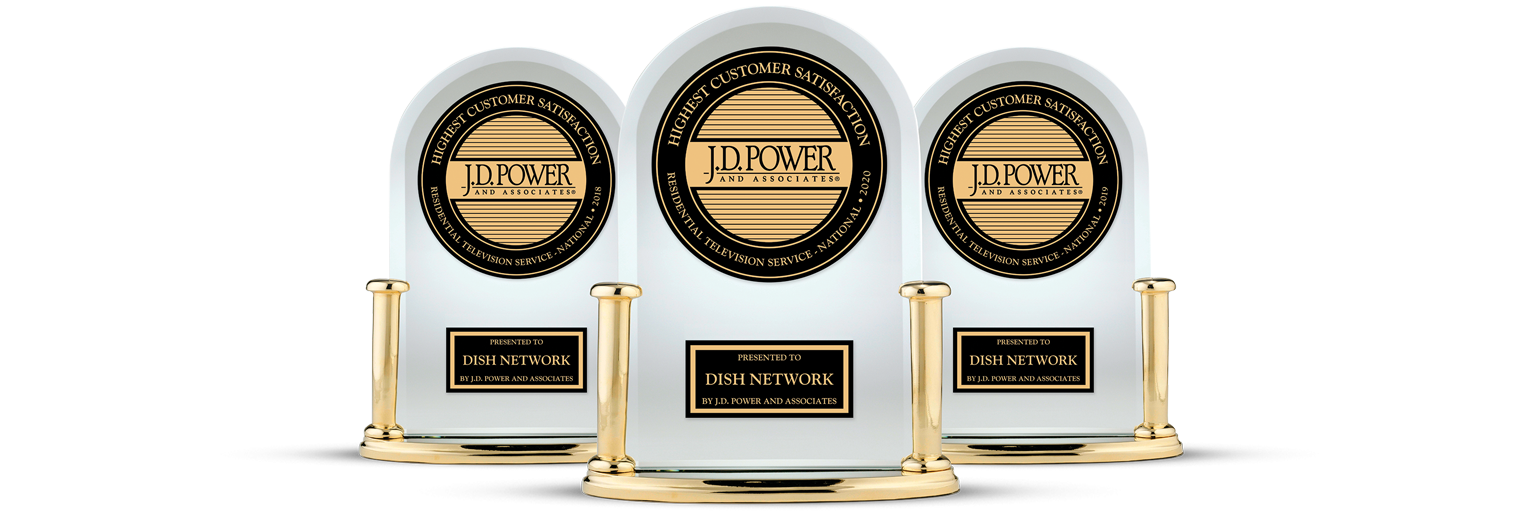 DISH Customer Satisfaction - Ranked #1 by JD Power - SOUTHERN UTAH TV & SATELLITE LLC in St. George, Utah - DISH Authorized Retailer
