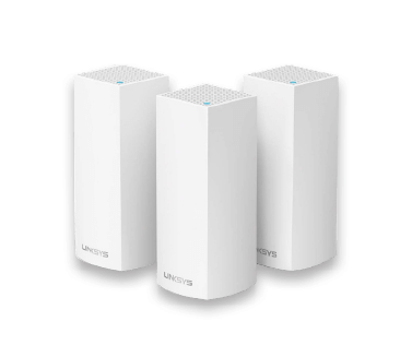 DISH Smart Home Services - Linksys Velop Mesh Router - St. George, Utah - SOUTHERN UTAH TV & SATELLITE LLC - DISH Authorized Retailer